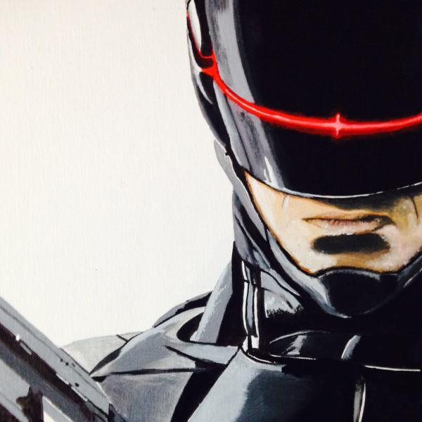 RoboCop by KLARTWORK